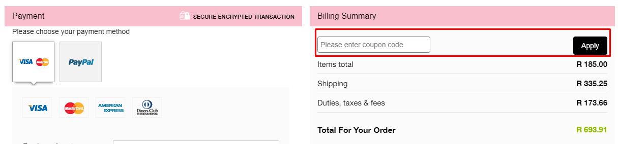 How do I use my Falseeyelashes.co.uk coupon code?
