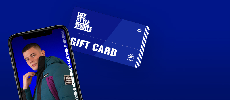 Life style Sports Gift Cards