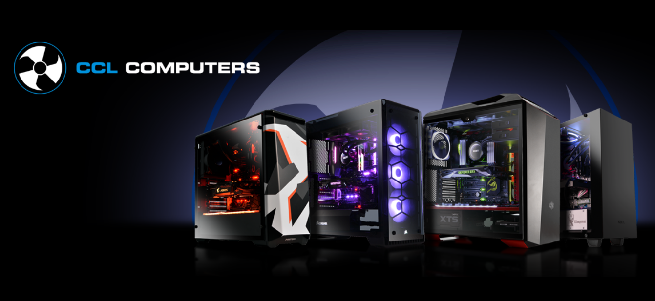 About CCL Computers homepage