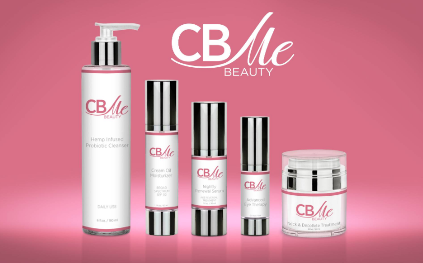About CBme Beauty Homepage