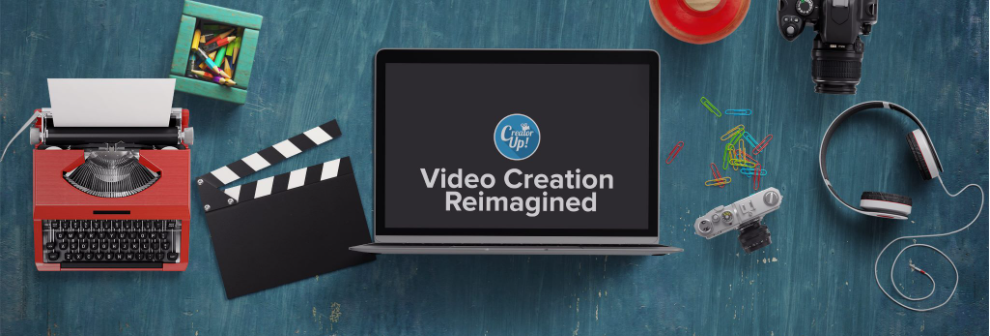 About CreatorUp Homepage