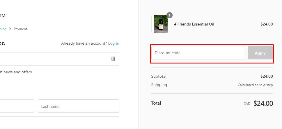 How do I use my Eco-Freako discount code?