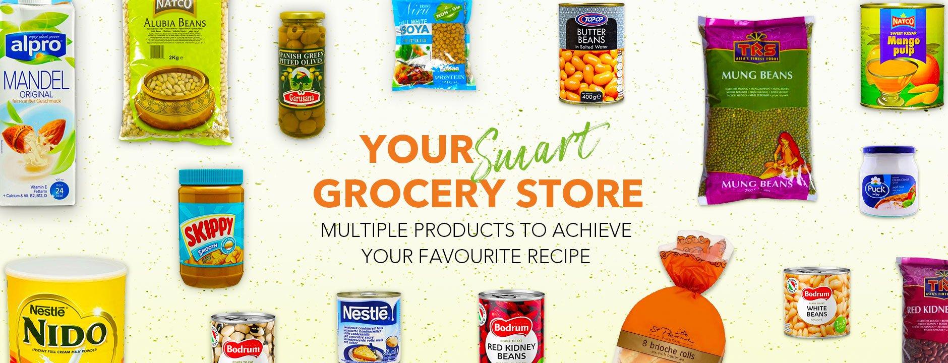About Kugans online supermarket Homepage