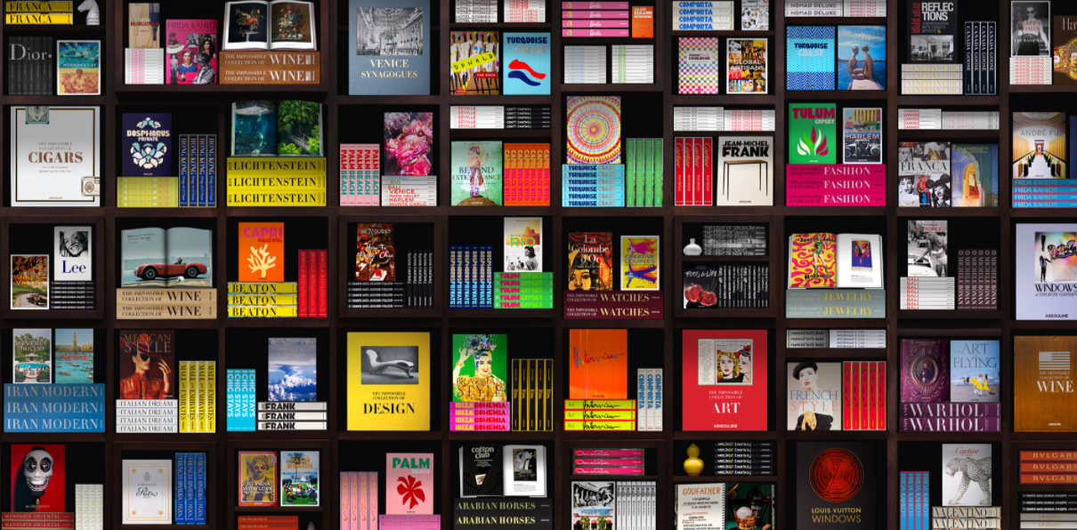 About Assouline Homepage