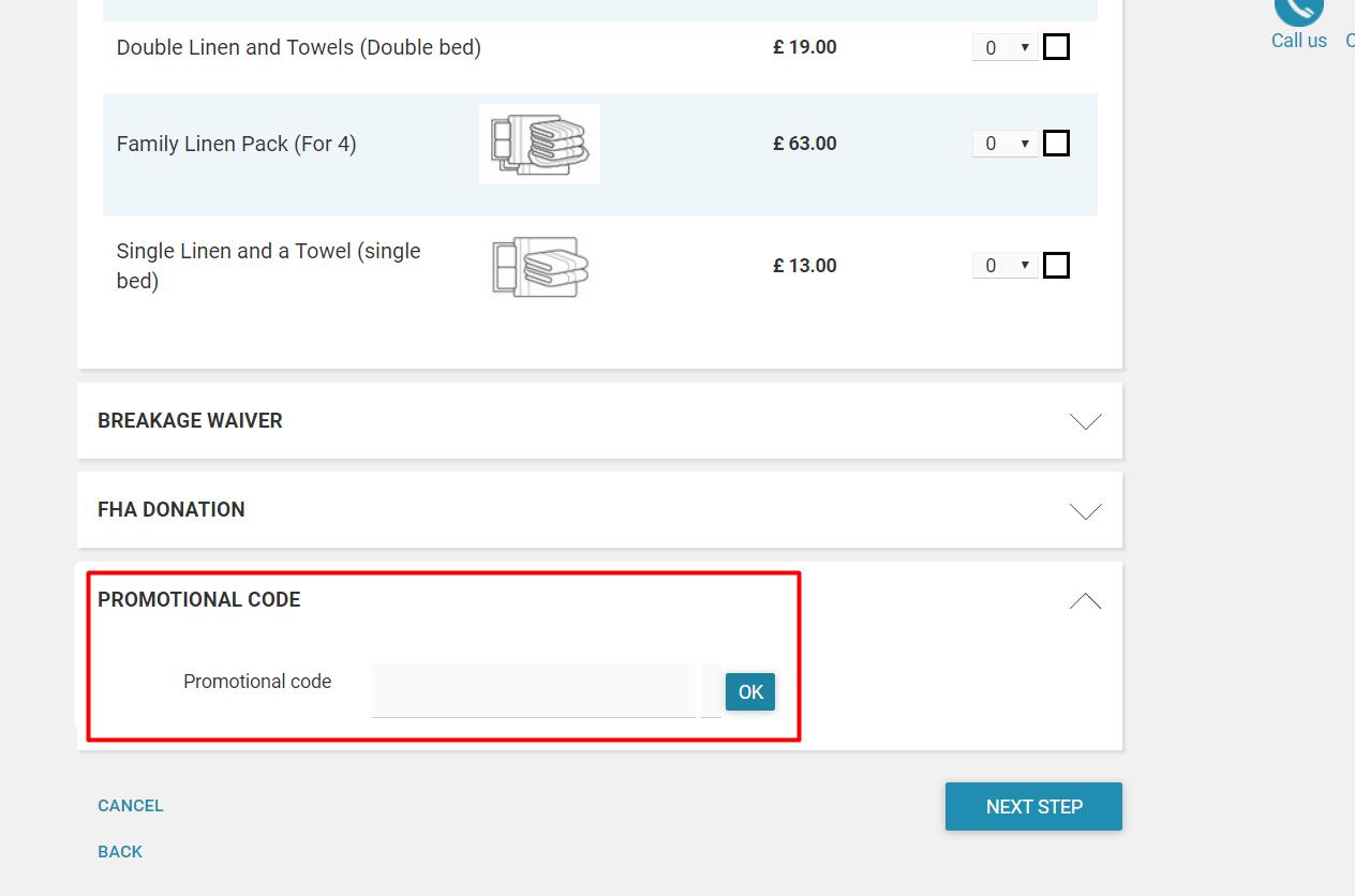 How do I use my Canvas Holidays discount code?