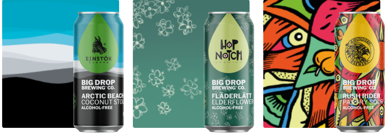 About Big Drop Brewing Co Homepage