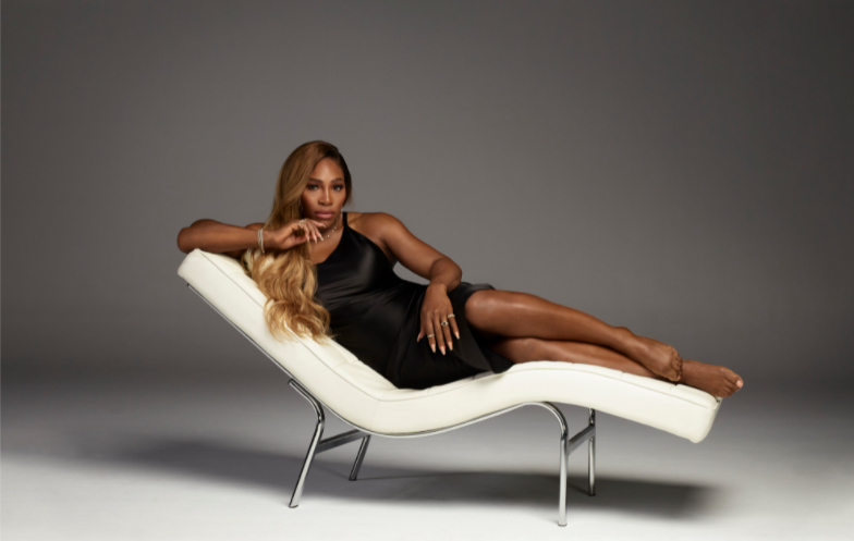About Serena Williams Jewelry Homepage