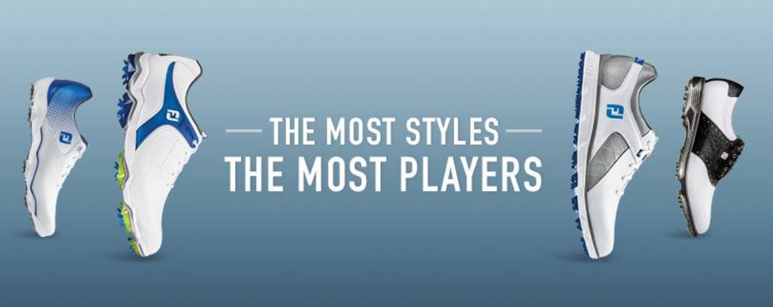 About FootJoy Homepage