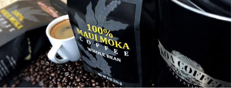 About Koa Coffee Homepage