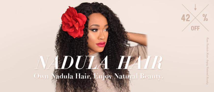 About Nadula Hair Company Homepage