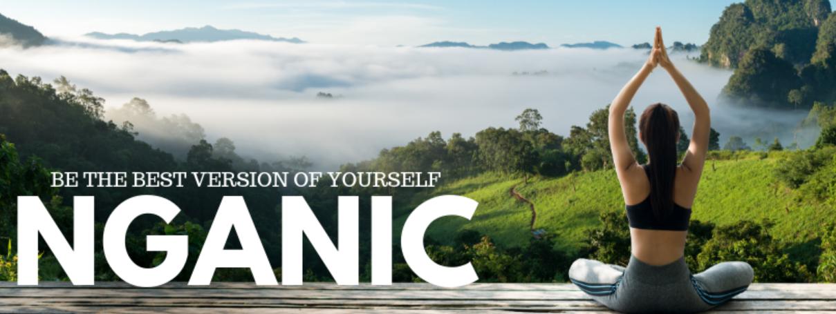 About Nganic Homepage