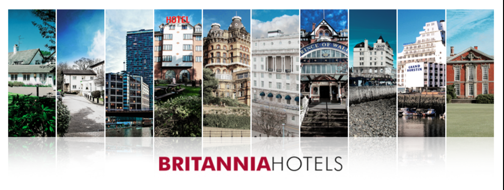 About Britannia Hotels Homepage