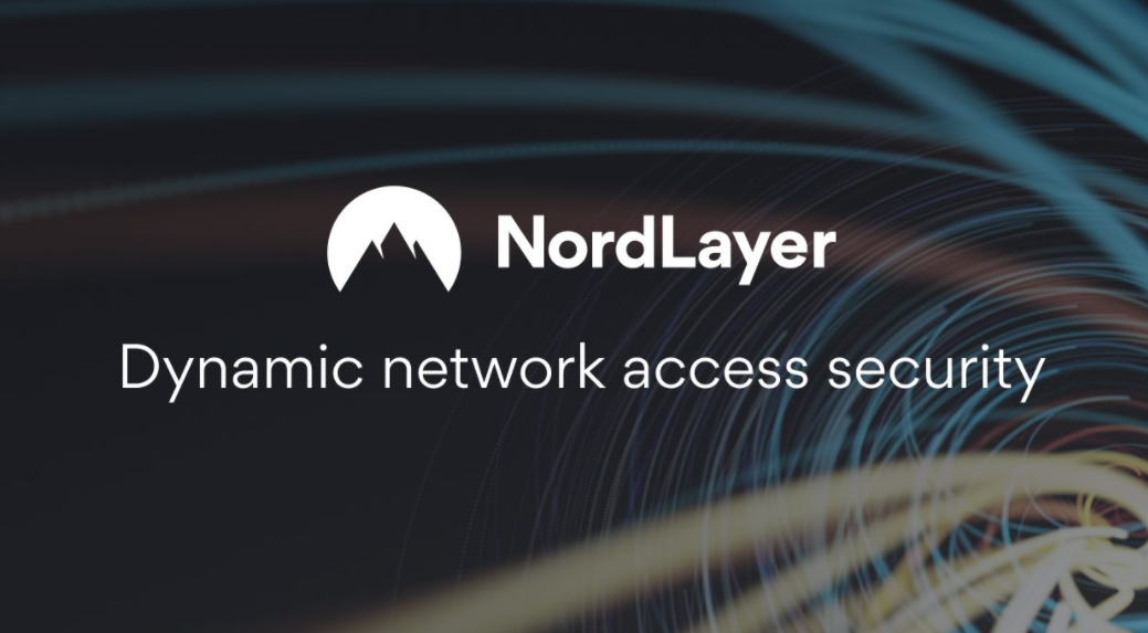 About NordLayer Homepage