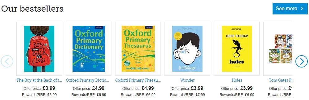 Scholastic Best Sellers