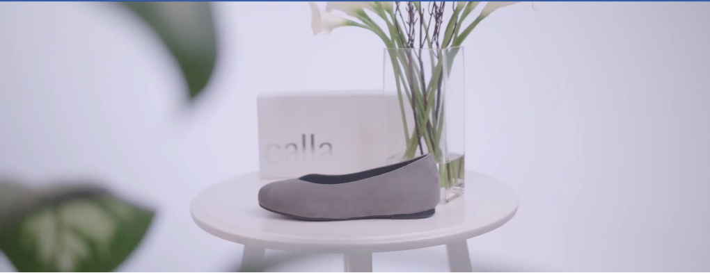 About Calla Shoes Homepage