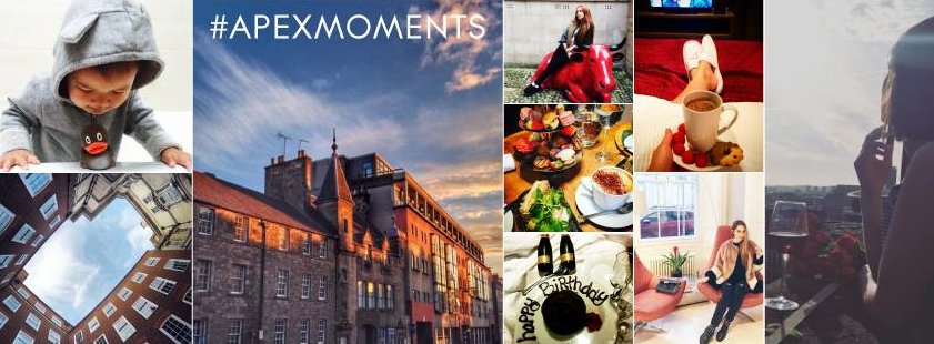 About Apex Hotels Homepage