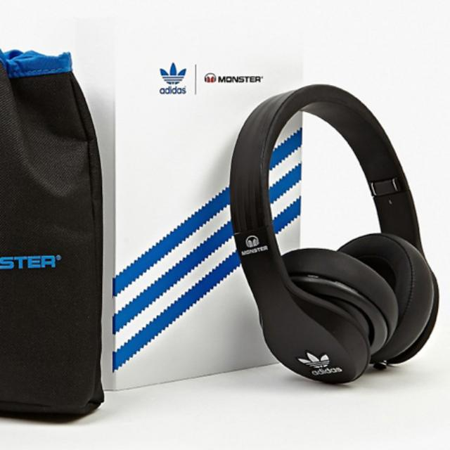 About Adidas Headphones Homepage