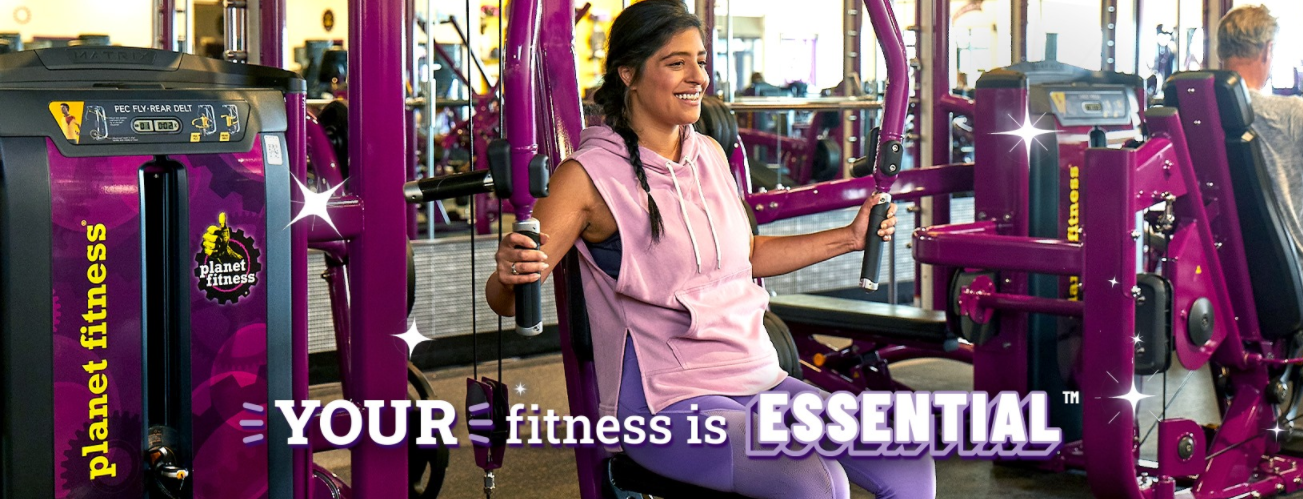 About Planet Fitness Homepage