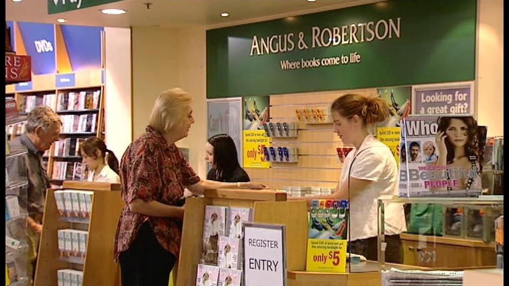 Angus & Robertson Stores