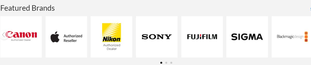 Adorama brands