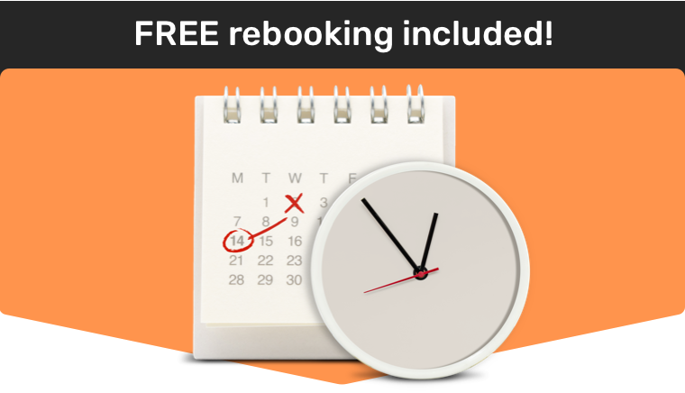 Free cancellation and rebooking available at Opodo