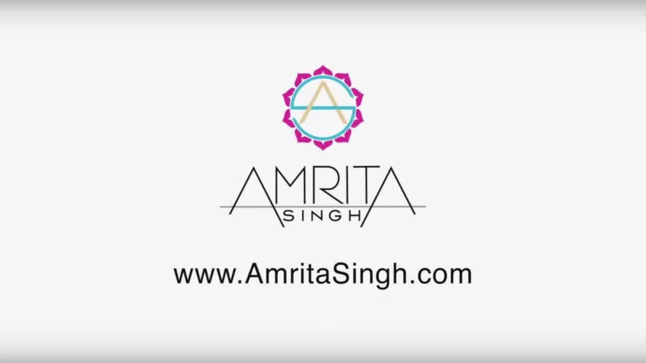 About Amrita Singh Homepage