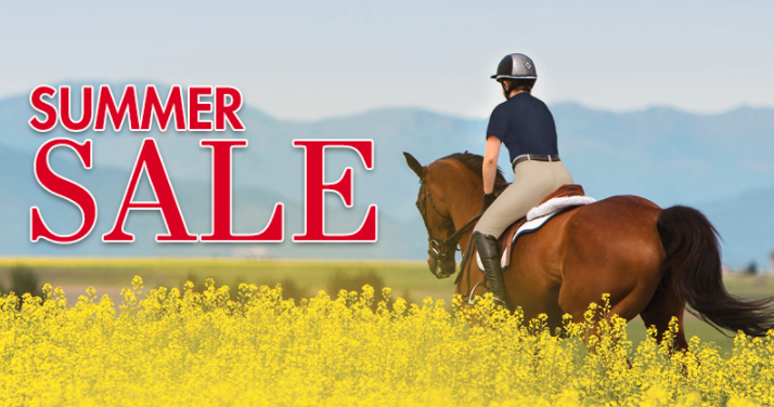 About Dover Saddlery Homepage