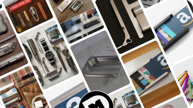 About Decadent Minimalist Homepage