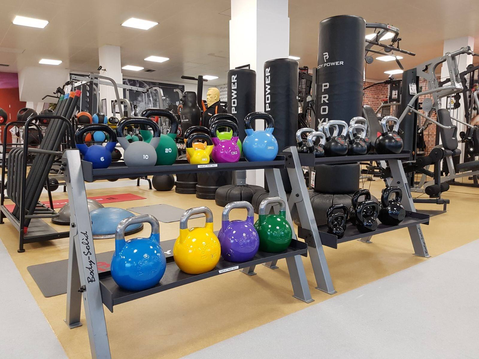 About Fitness Superstore Homepage