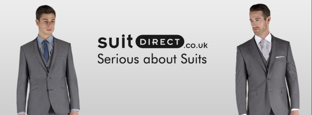 About Suit Direct Homepage