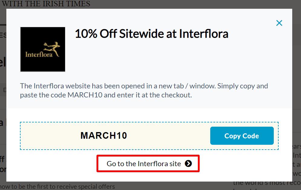 IRTI Interflora go to