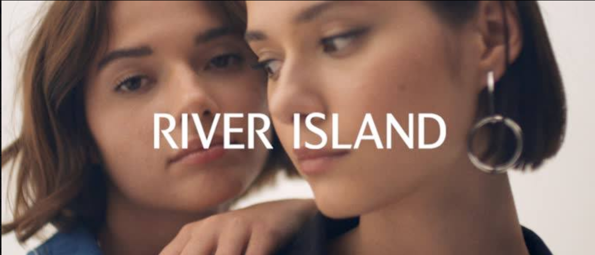 About River Island Homepage