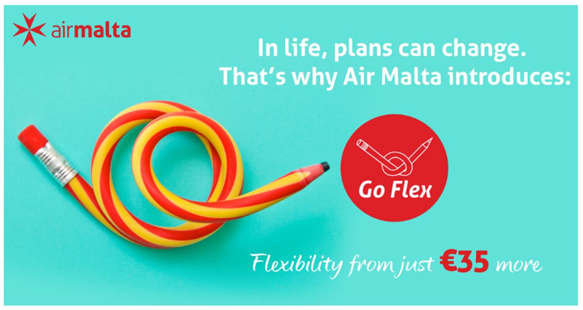 Air Malta Go Flex