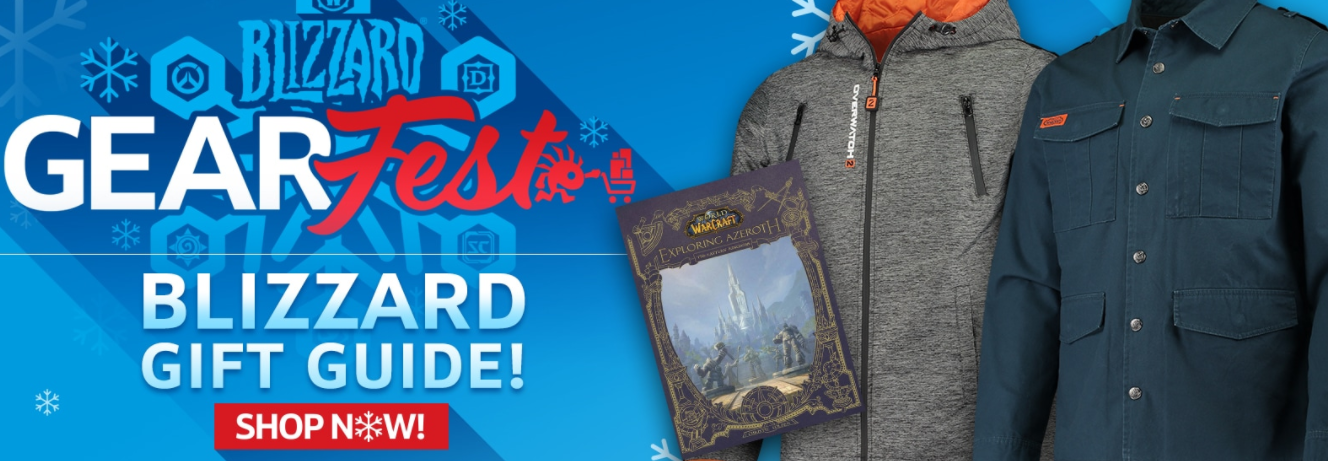About Blizzard Gear Homepage
