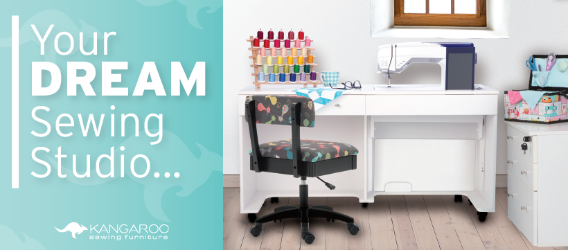 About Arrow & Kangaroo Sewing Furniture Homepage