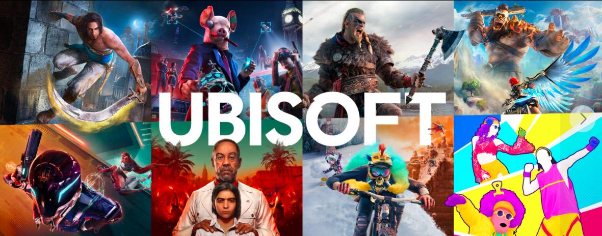 About Ubisoft Homepage