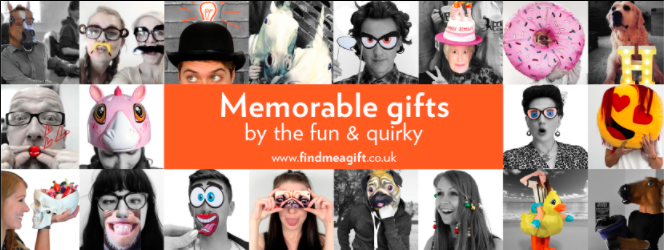 About Find Me A Gift Homepage