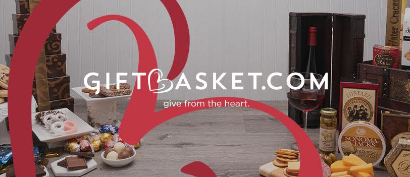 About GiftBasket.com Homepage