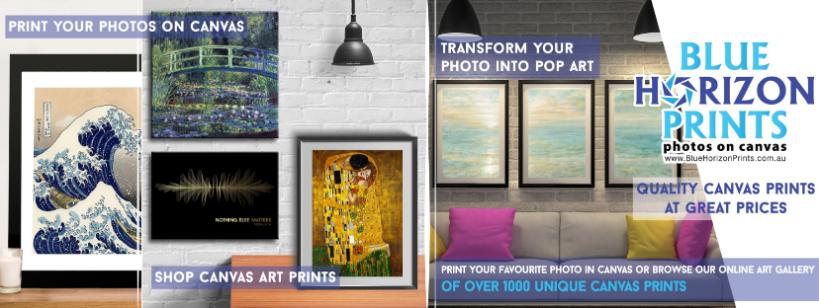 About Blue Horizon Prints Homepage