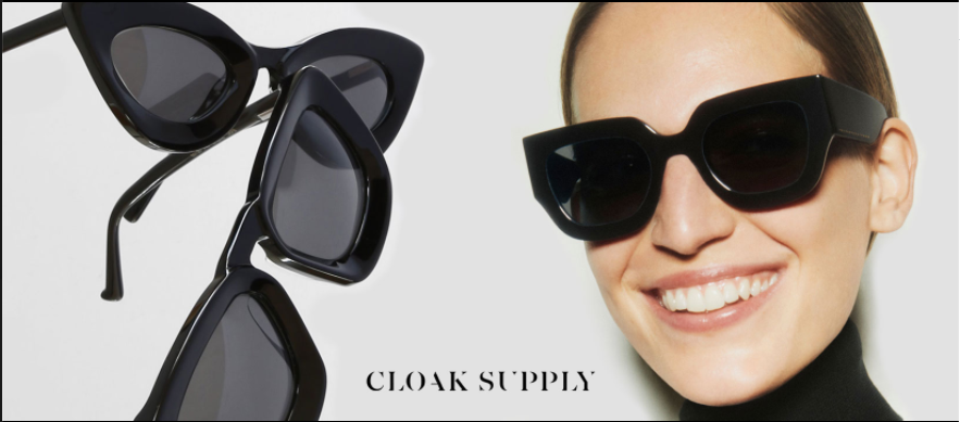 About Cloak Supply Homepage