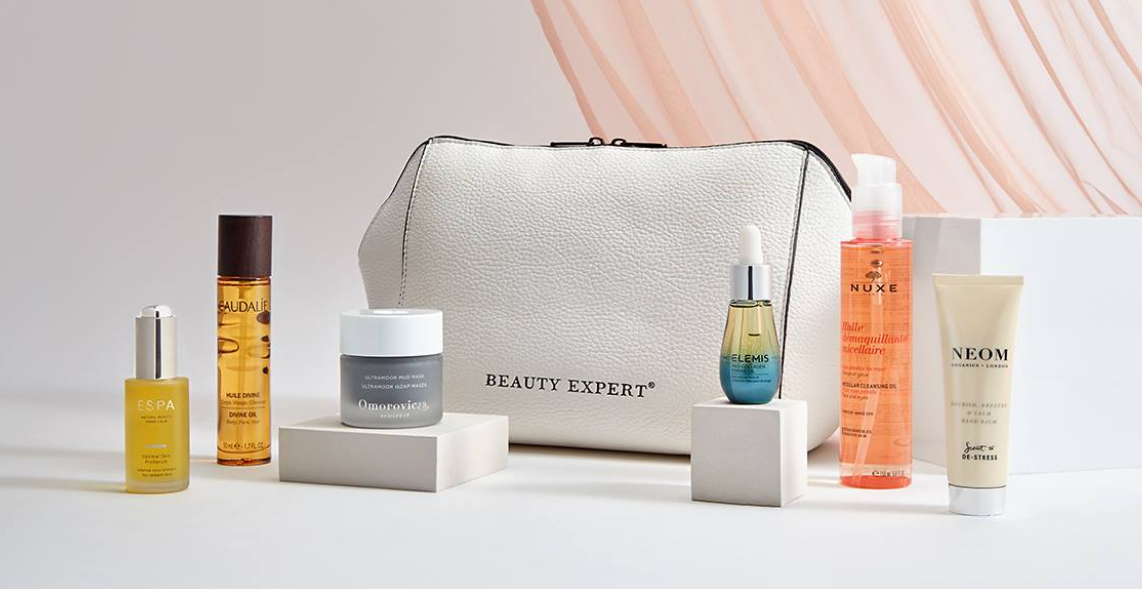 About Beauty Expert Homepage
