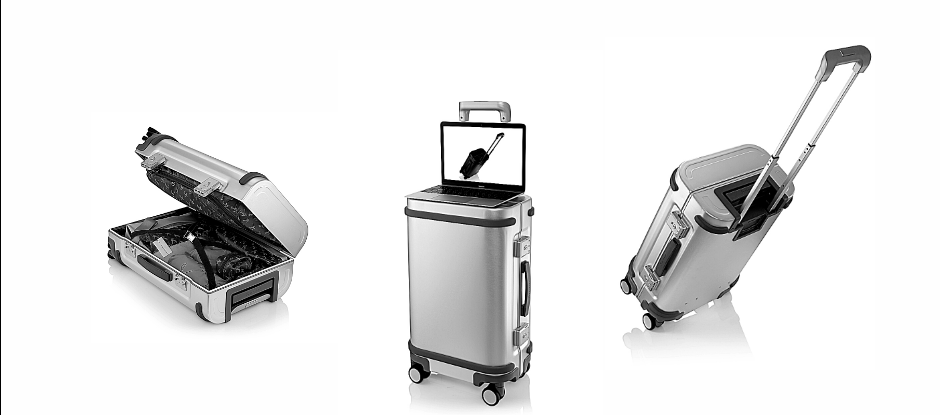 About Samsara Luggage Homepage
