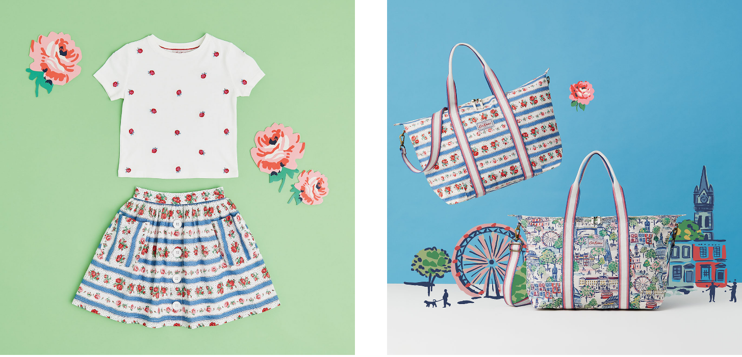 About Cath Kidston homepage