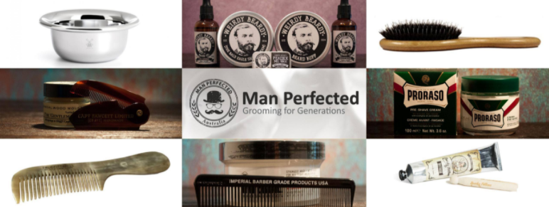 About Man Perfected Homepage