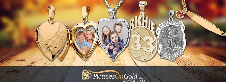 About PicturesOnGold Homepage