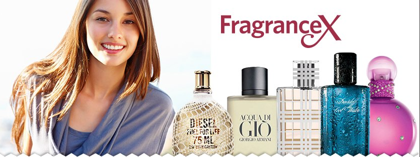 About FragranceX.com Homepage