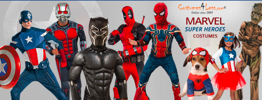 About Costumes4less.com Homepage