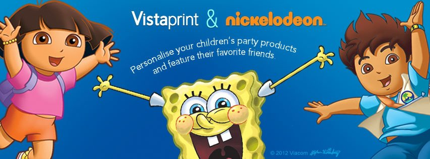 About Vistaprint Homepage
