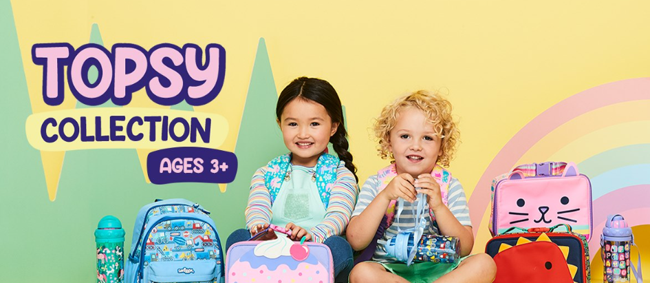 About Smiggle homepage