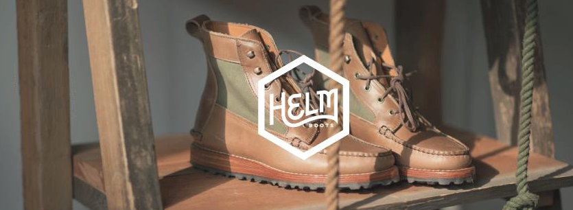 About HELM Boots Homepage